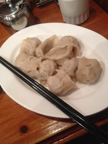 Silk Road - dumplings